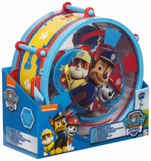 Drum Set Paw Patrol
