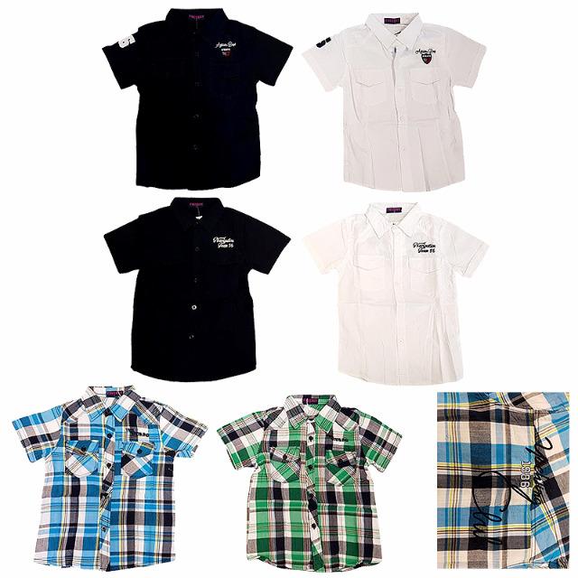 Kinder Hemden Langarm Oberteile Muster Gr. 4-14 J. je 5,25 EUR