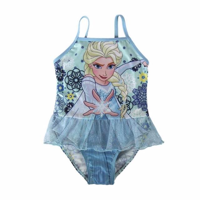 Badeanzug Größe 3-7 Jahre Disney Frozen
