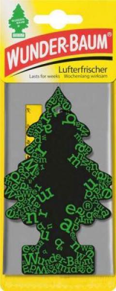 Wunder-Baum Designer Edition Letters (Duftbaum/Wunderbaum)