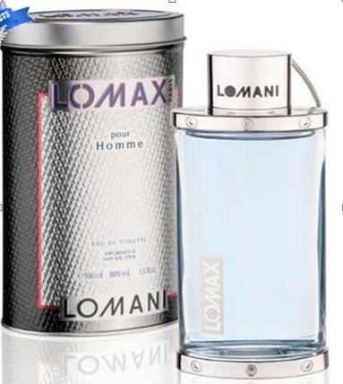 Parfüm Made in France / Euro 1 // Lomani Lomax EDT Perfume For Men 100ml / Eau de Parfume for Men and Woman / Markenparfüm Neuware Frei verkäuflich  /  - deutscher Hersteller - Made in Germany - 1A Ware/  B Ware ! Euro-1 Ware!