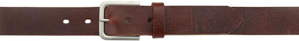 Buffalo-Leather-Belt, light-brown