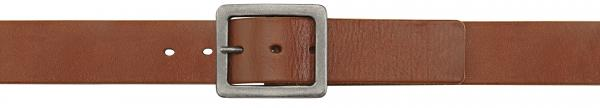 Leather belt made of Argentinian Leather
