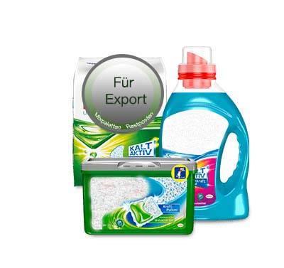 Restposten / LKW / Waschmittel / Parfüm War von Deutschland NUR Export - deutscher Hersteller 1A Ware/  B Ware ! Euro-1 Ware!
