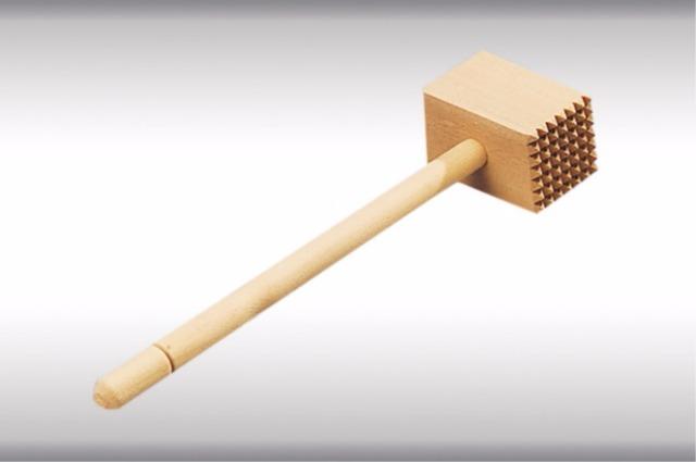 12-40002, Holz Fleischklopfer 32 cm++++++