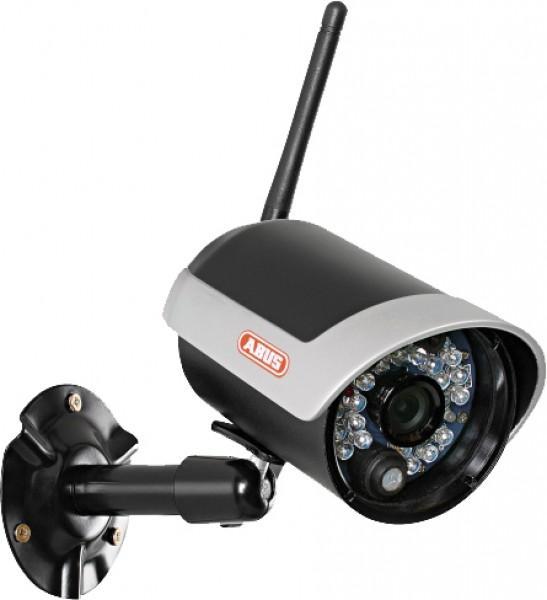 Funkaußenkamera 2,4 GHz ABUS FUNK-AUSSEN KAMERA 2,4 TVAC1601...