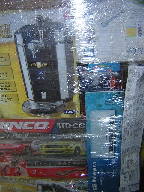 Discounter Sonderposten Paletten Mixpalette, Haushaltsware, Werkzeug ...