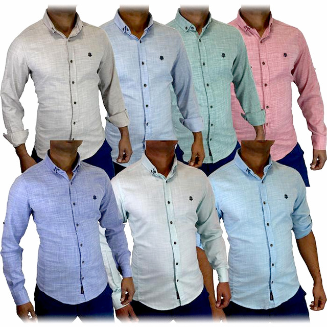 Herren Freizeit Business Hemden Gr. S-3XL je 9,75 EUR