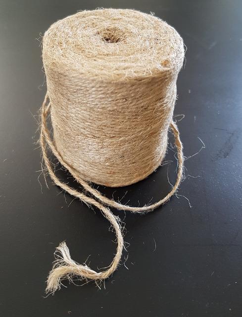 Bindfaden Paketschnur Schnur Packschnur 150m 120g Jute