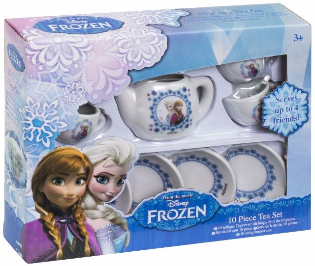 Tee Set 10-teilig Disney Frozen