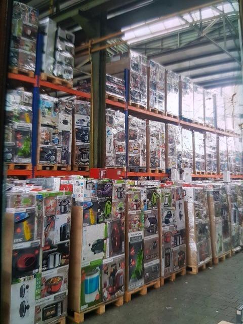 MIX Paletten für Export,Retoure ungeprüfte, LKW Container nur für Export  320,00€