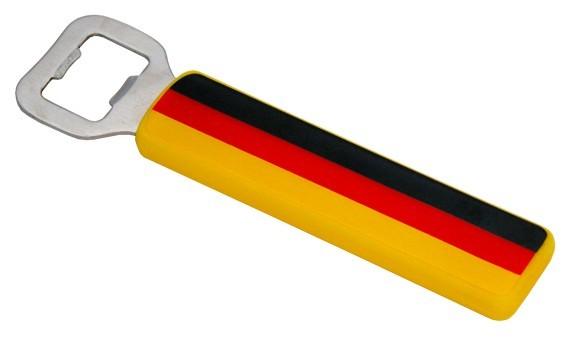 12-1102406, Flaschenöffner Deutschlandflagge, Deutschlandfahne, BRD Fahne+++++++