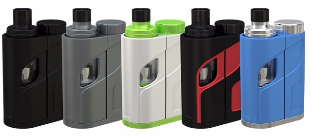 Eleaf iKonn Total mit ELLO mini XL 5,5 ml Tank 50W