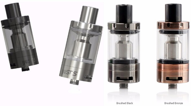 Eleaf iJust S- Verdampfer 4ml