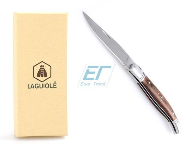 Laguiole Taschenmesser Braun Foldable