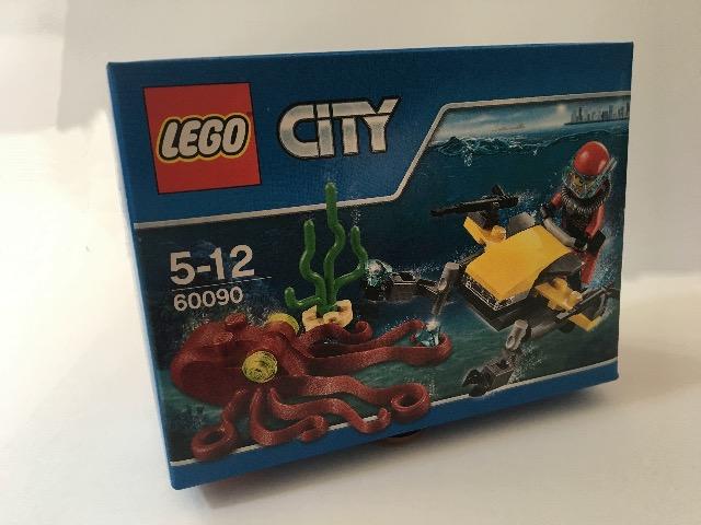 LEGO CITY NR  60090