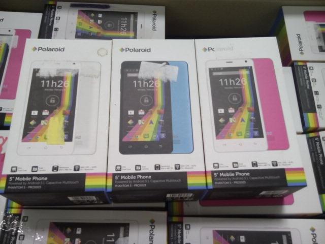 smartphones, retourware, handys, mobile phones, restposten, sonderposten, polaroid