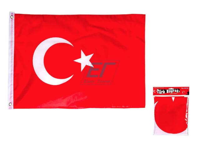 Türkei-Fahne 90 x 60cm