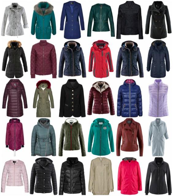 Jacken Blazer Mantel Damen Kleidung Herbst Winter