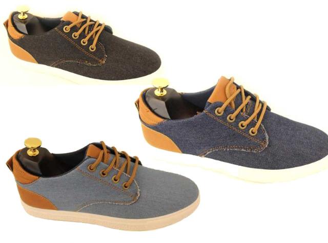 Herren Men Sneaker Schuhe Schuh Shoes Sportschuhe Freizeit - 12,49 Euro