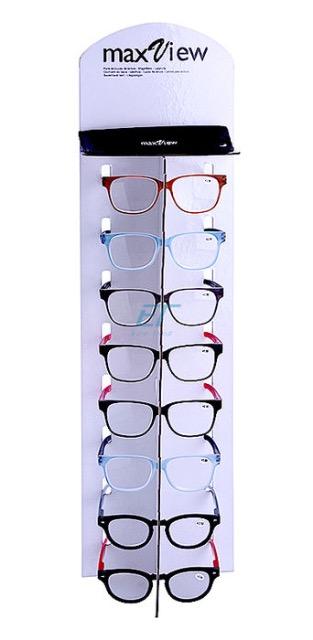 Aufsteller für Brillen MAX View