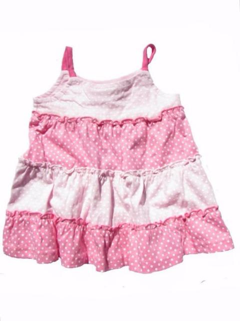 Sommer Mädchen-Kleid für Baby und klein Kind