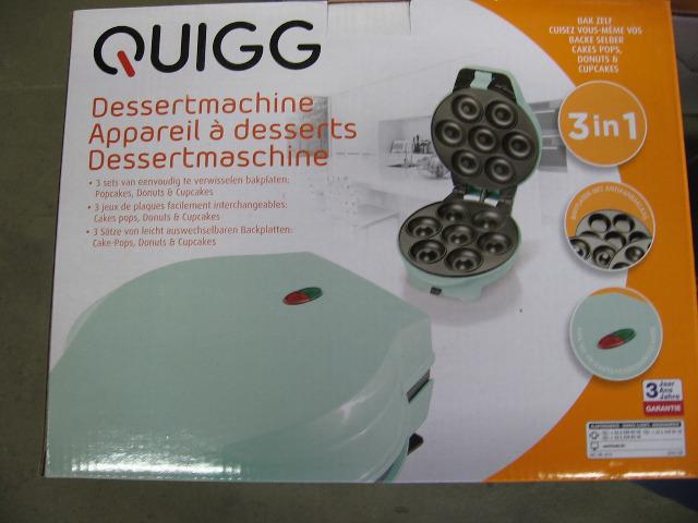 1 Posten Toaster  Microwellen, Eierkocher, Handtuchtrockner, Dessertmaschinen.