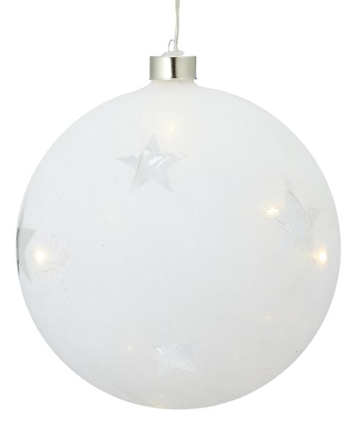17-43392, Glas LED Kugel