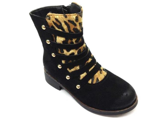 Kinder Mädchen Stiefel Fell Schuhe Shoes Schuh Trend - 11,99 EUR