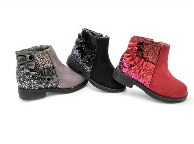 Kinder Mädchen Stiefel Fell Schuhe Shoes Schuh Trend - 13,99 EUR