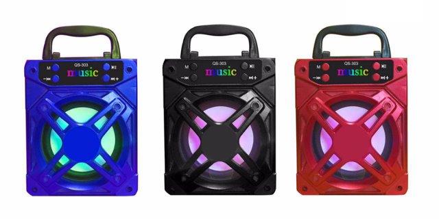Bluetooth Mobiler Lautsprecher