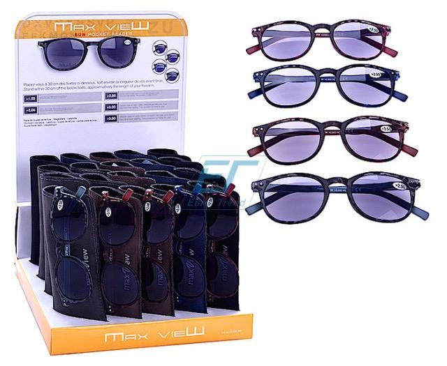 Lese-Sonnenbrille