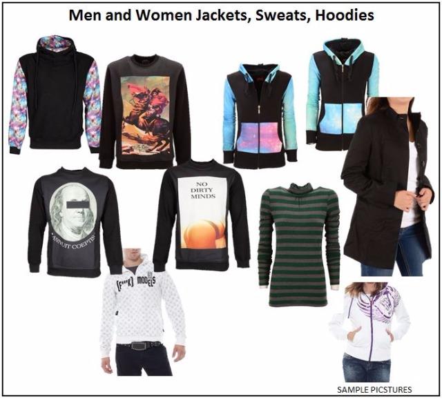 Marken Bekleidung Damen, Herren und Kinder! Neuware, 1A-Ware!