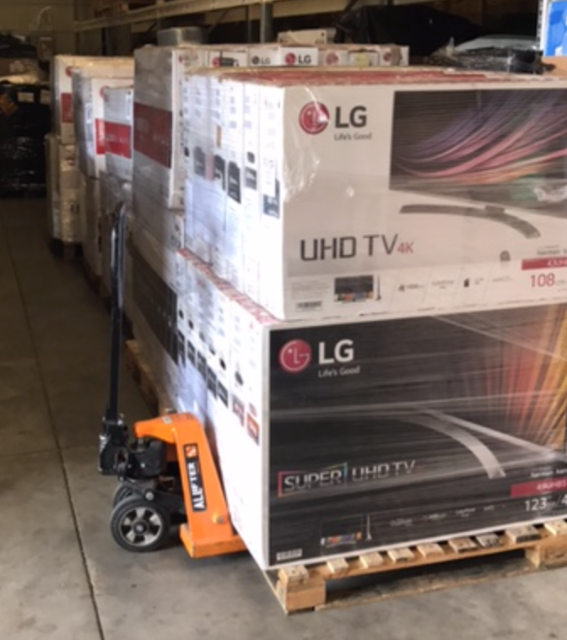 LG LED  Fernseher