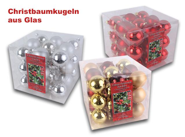 810 Christbaumkugeln Weihnachtskugeln Baumschmuck Glaskugeln Weihnachten - 0,07 Euro