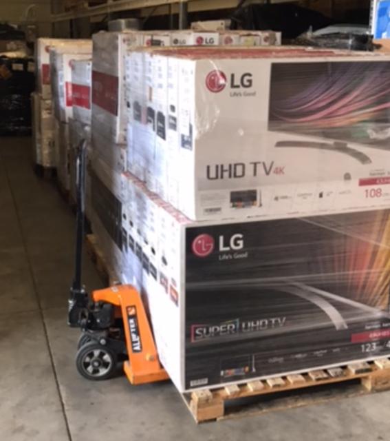 LG - LED - 4K- HDR- Full trailer