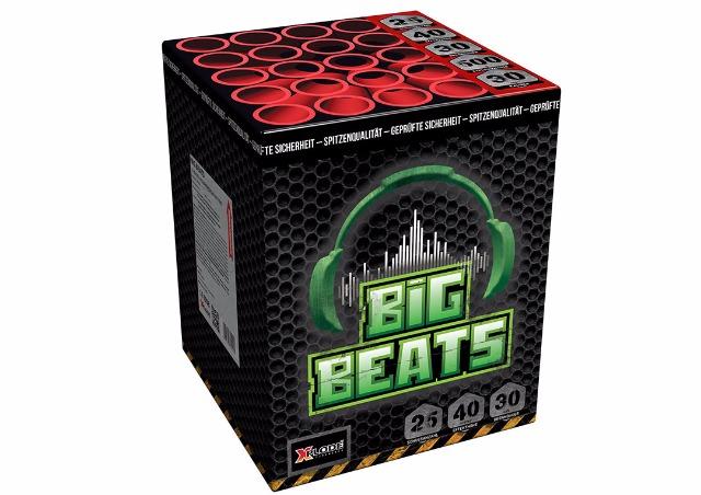Big Beats Batteriefeuerwerk