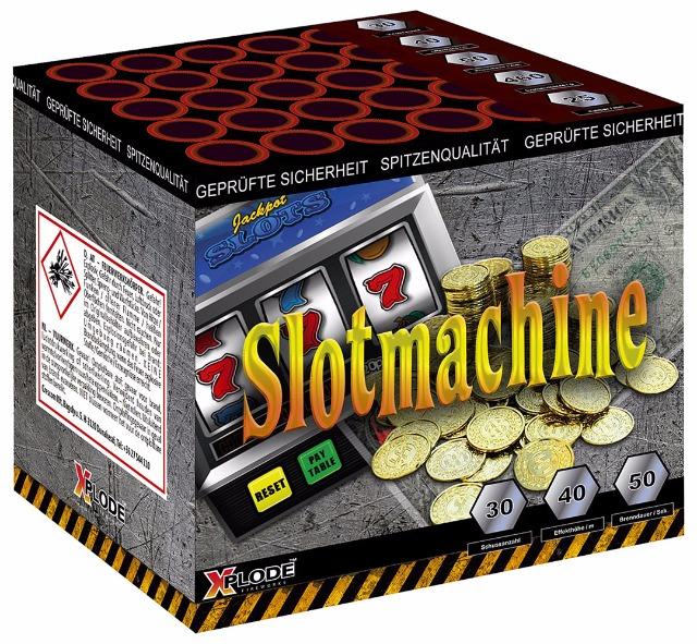 XXL Feuerwerksbatterie Slotmaschine