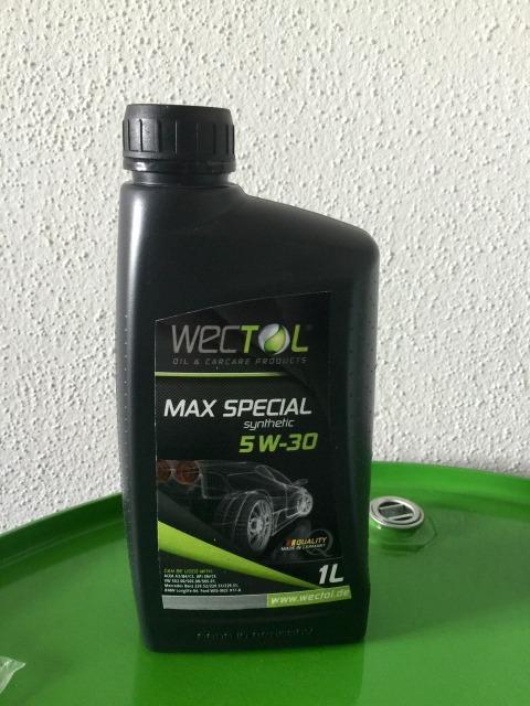Wectol Schmierstoff