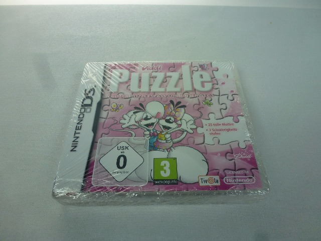 Puzzle: Diddl - [Nintendo DS]