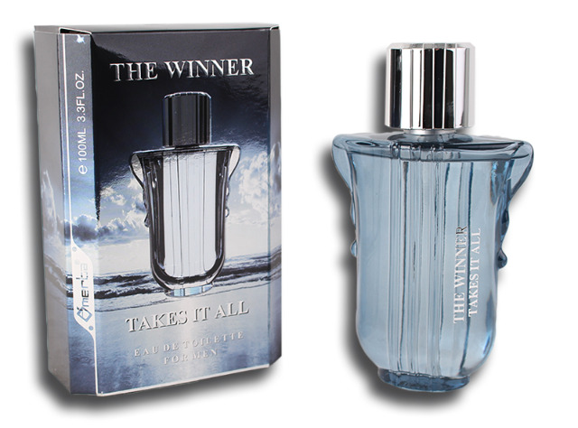 Parfüm Eau de Toilette Herren Omerta The Winner Takes It All Spray Duft Parfum 100 ml - 3,49 Euro