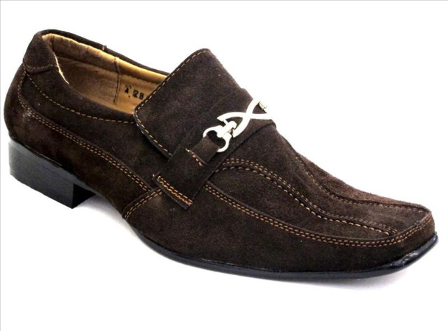 Herren Slipper Halbschuh Schuhe Echt Leder Halbschuhe Schuh - 11,90 Euro