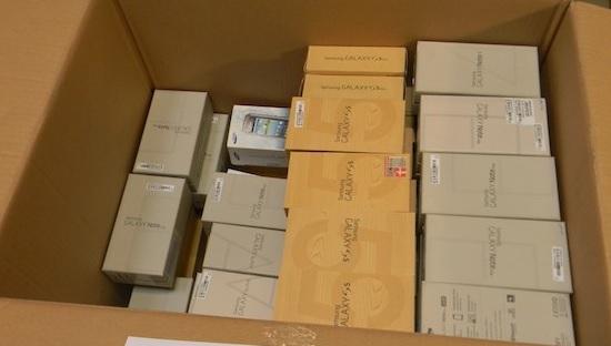 Handy - Smartphones (B-Ware, Refurbished, Overstock, Restposten, gebrauchte Ware)