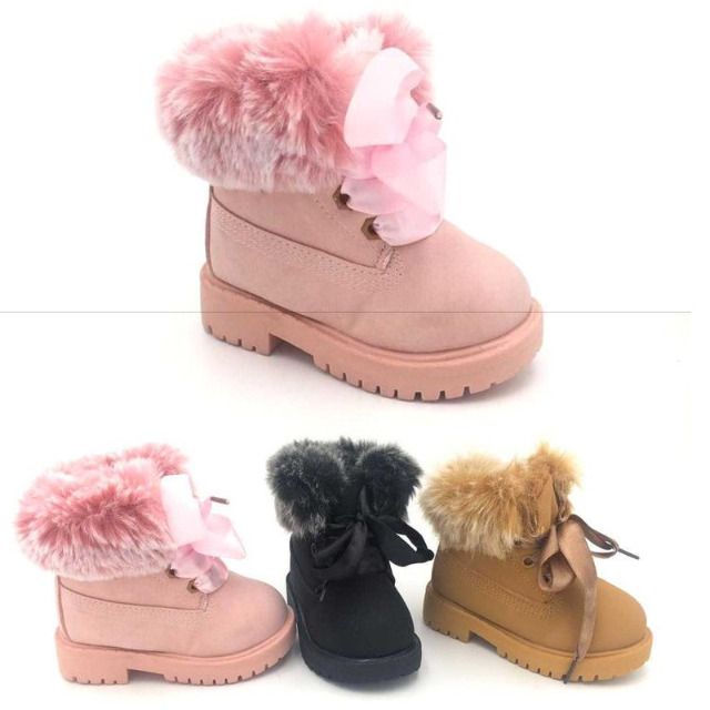 Kinder Herbst Winter Stiefel Boots