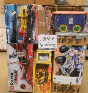Spielzeug – Babywaren - Kinderwaren (B-Ware, Refurbished, Overstock, Restposten)