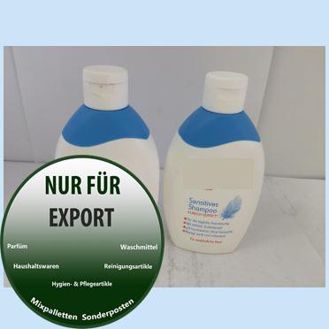 Duschgel - Duschseife - bodylotion   / NUR Export - deutscher Hersteller - Made in Germany - 1A Ware/  B Ware ! Euro-1 Ware!