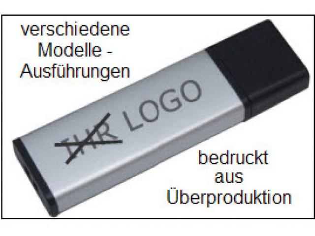 USB Stick mit Fremdlogo - 512 MB