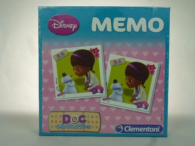 Clementoni Disney Memo Spiel Doc Mc Stuffins, Verkaufsschlager im Onlinehandel