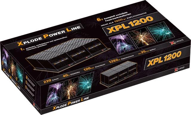 Xplode Power Line 1200