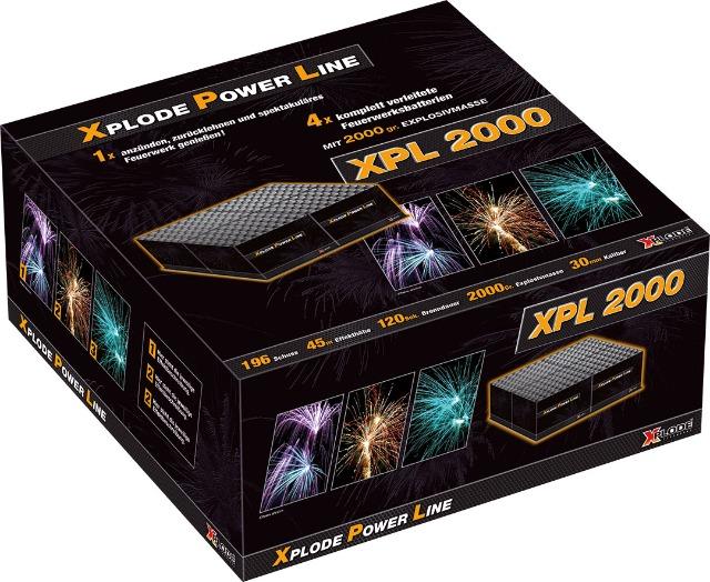 Xplode Power Line 2000